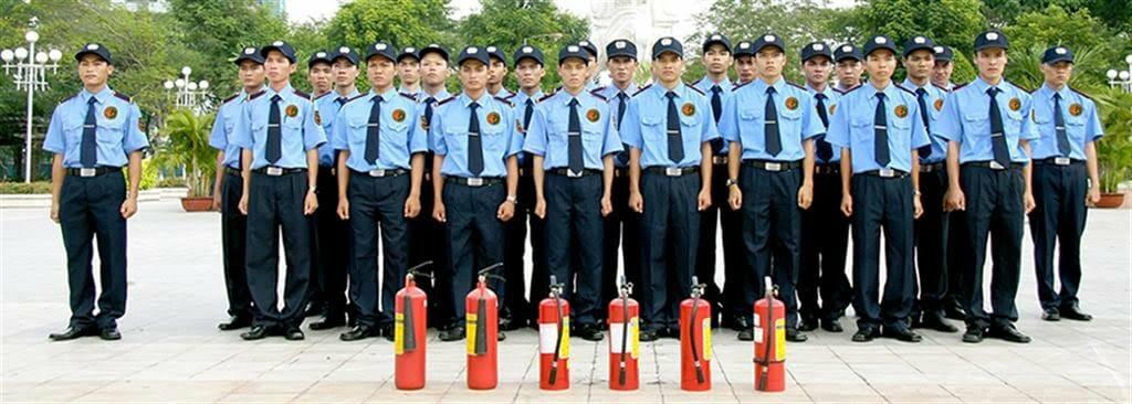 Công ty dịch vụ bảo vệ Thiên Quân