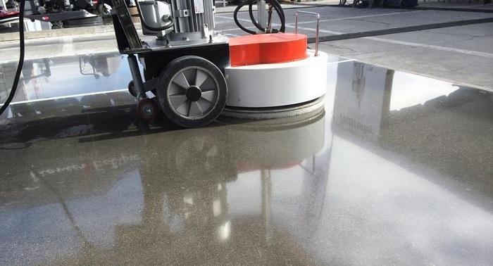 Đánh bóng sàn bê tông uy tín chất lượng và những lưu ý bạn nên biết