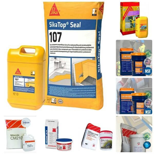Hướng dẫn chống thấm bể hóa chất - Chống thấm 247
