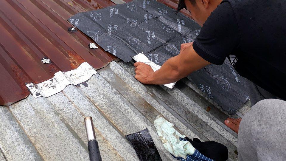 Mẹo chống dột mái tôn - Cách chống thấm dột mái tôn hiệu quả