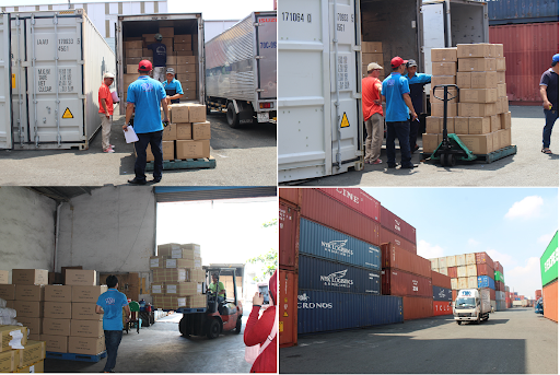 Thamico (TMC)- công ty vận tải biển quốc tế uy tín tại Việt Nam - Thamico